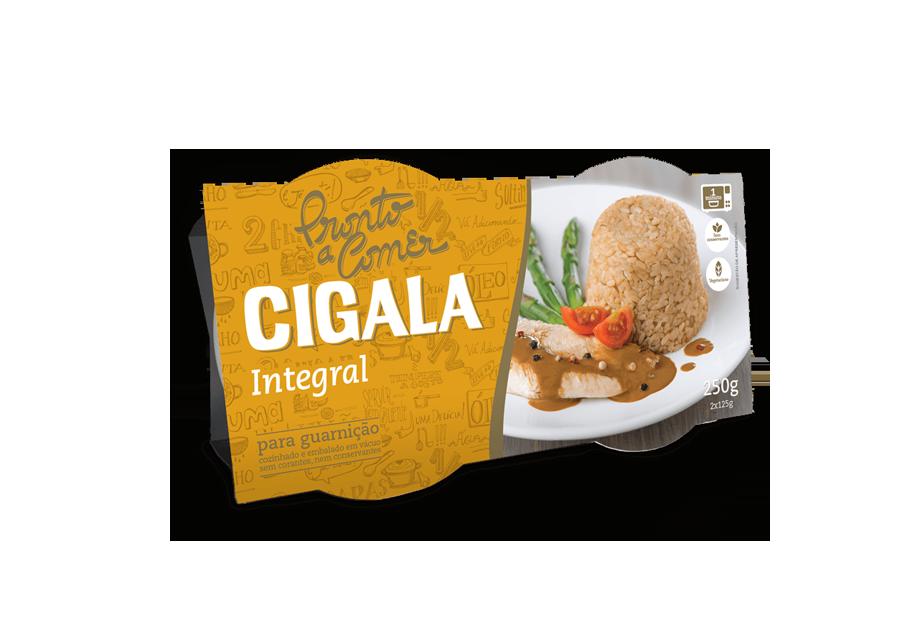Pronto A Comer Arroz Cigala Integral