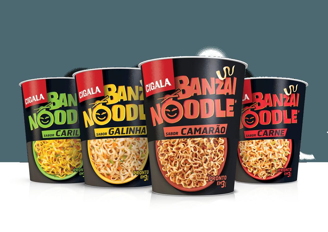 Banzai Noodle