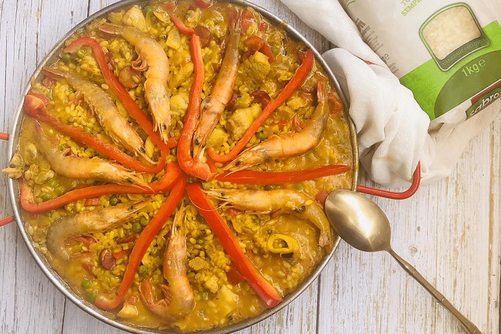 paella da cigala