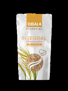 Integral com quinoa e 4 cereais